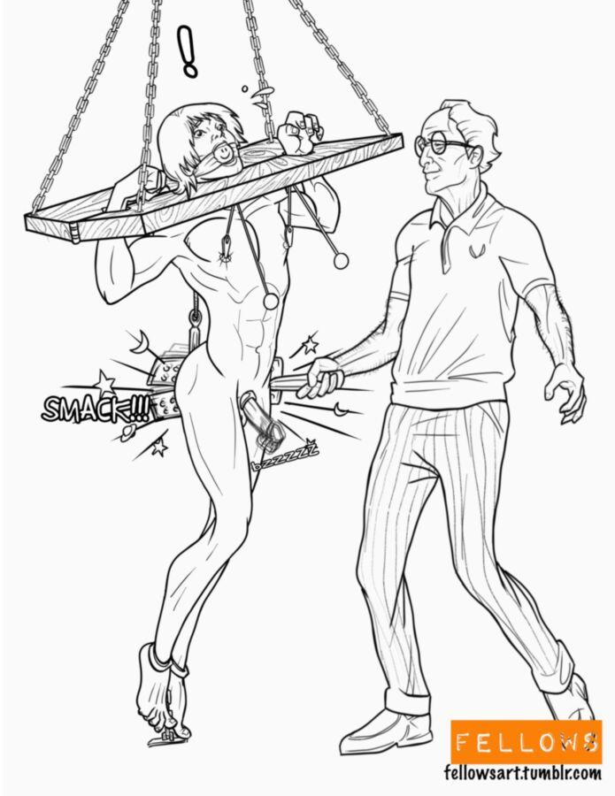 discipline anime